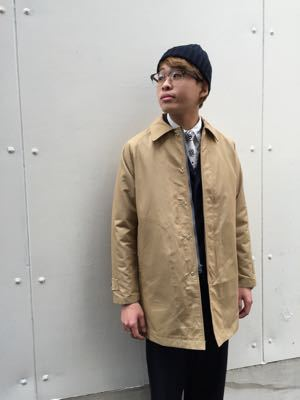 "Put on the ""Tacoma Coat Ⅱ\"" ①_d0227059_17502317.jpg"