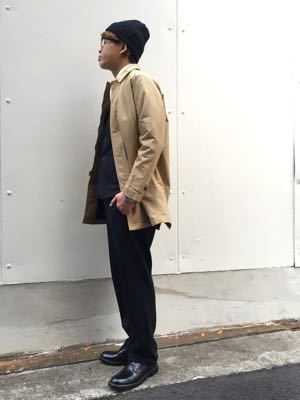 "Put on the ""Tacoma Coat Ⅱ\"" ①_d0227059_17502561.jpg"