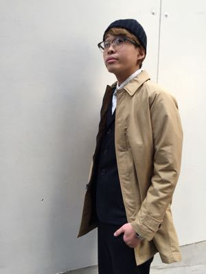 "Put on the ""Tacoma Coat Ⅱ\"" ①_d0227059_17502694.jpg"