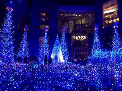 東京駅 & カレッタ汐留 ⭐️イルミネーション_c0151965_1842857.jpg