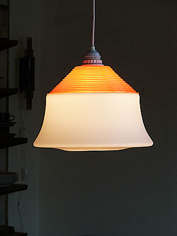 pendant lamp & お知らせ_c0139773_15411725.jpg