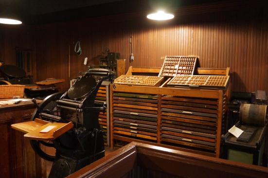 1920年代の建物が移築保存されているバーナビービレッジミュージアムへGo♪_d0129786_12374699.jpg