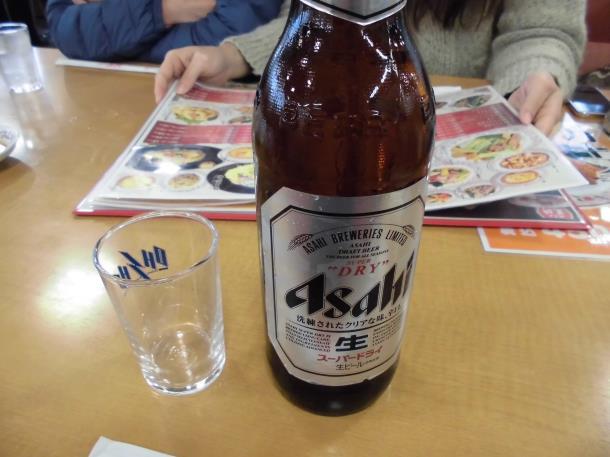 餃子の王将   多田店_c0118393_17181131.jpg