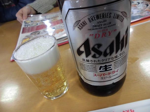 餃子の王将   多田店_c0118393_1738327.jpg