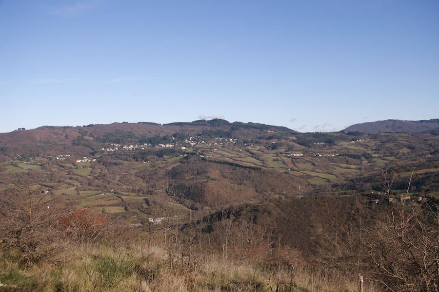ラーラと山のお散歩_f0106597_1371656.jpg