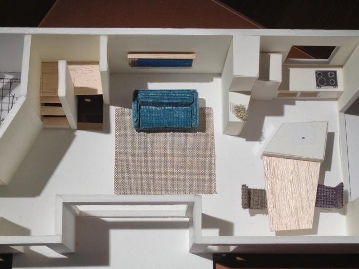 家具と建築の模型展_f0087202_11495522.jpg