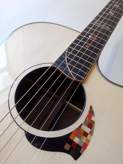 人生最高峰のギター! Yokoyama Guitars 『AR-GB #555』_c0137404_93831.jpg