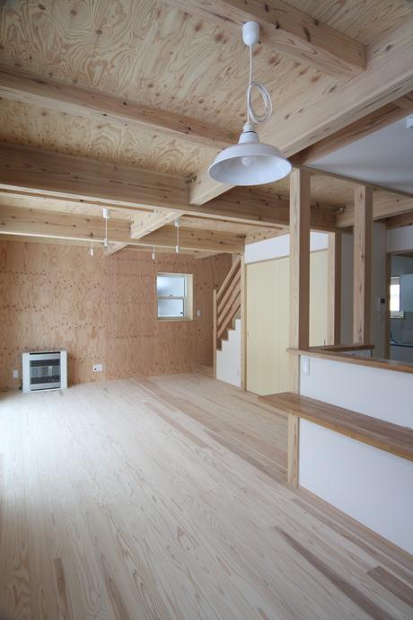 飯島の家完成検査とその他現場3件_e0148212_17243918.jpg