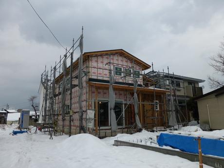 飯島の家完成検査とその他現場3件_e0148212_17423554.jpg