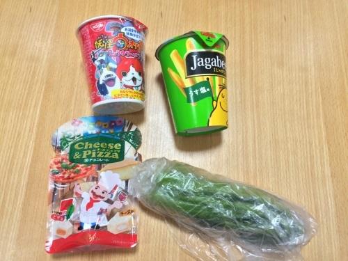 漬物、お菓子_f0206213_12225895.jpg