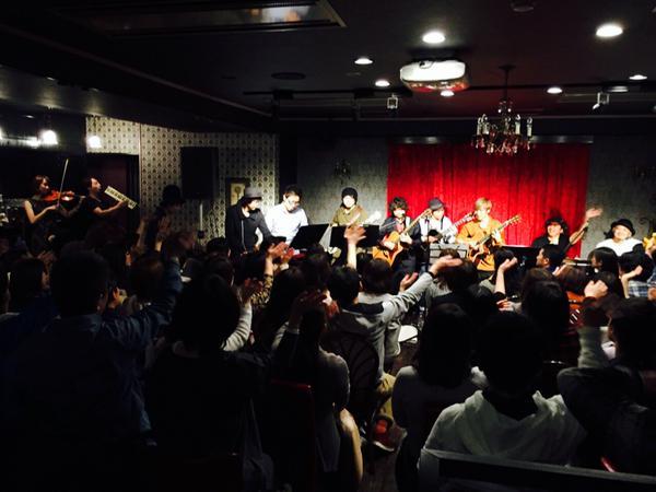 DEPAPEPE忘年会ライブに遊びに行ってきた!_f0181924_2310348.jpg