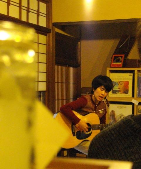 『安藤明子 HiFi Cafe 2014年 唄い納め会』終了_e0230141_2143465.jpg