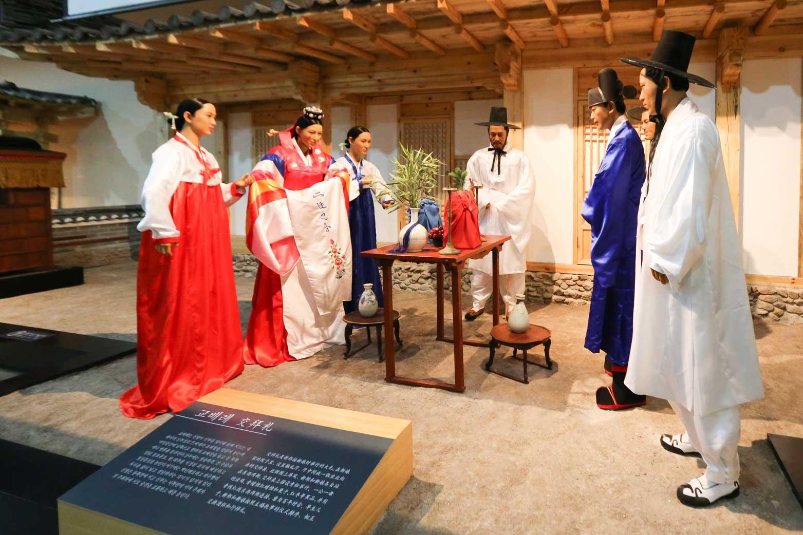 延辺朝鮮族自治州60周年にできた延辺博物館と朝鮮族の冷めた関係_b0235153_11241975.jpg