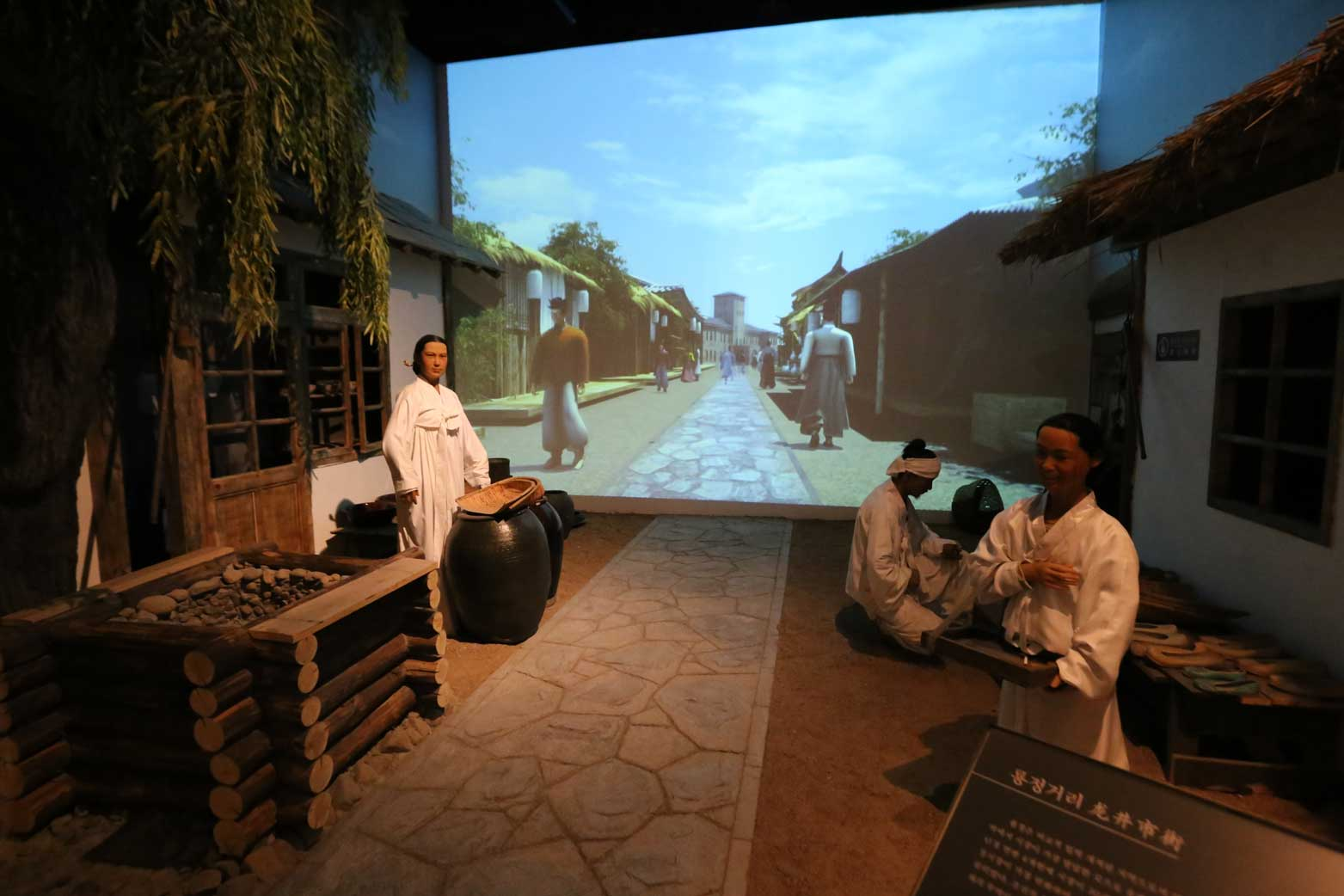 延辺朝鮮族自治州60周年にできた延辺博物館と朝鮮族の冷めた関係_b0235153_11282789.jpg