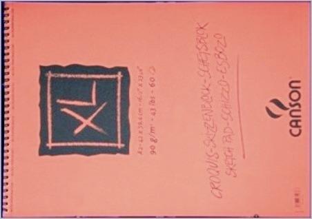 《ムービングの15分・7枚の連続するクロッキー 1 》_f0159856_8483612.jpg