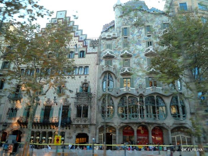 スペイン旅行記 20  バルセロナのモデルニスモ建築_a0092659_18343947.jpg