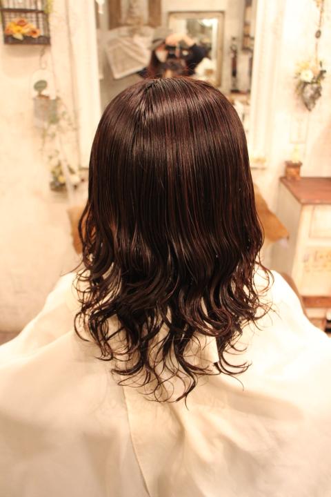 多くて硬くて太い髪にパーマ・・・_b0210688_2210627.jpg