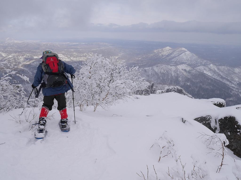 恵庭岳、12月28日_f0138096_1332573.jpg