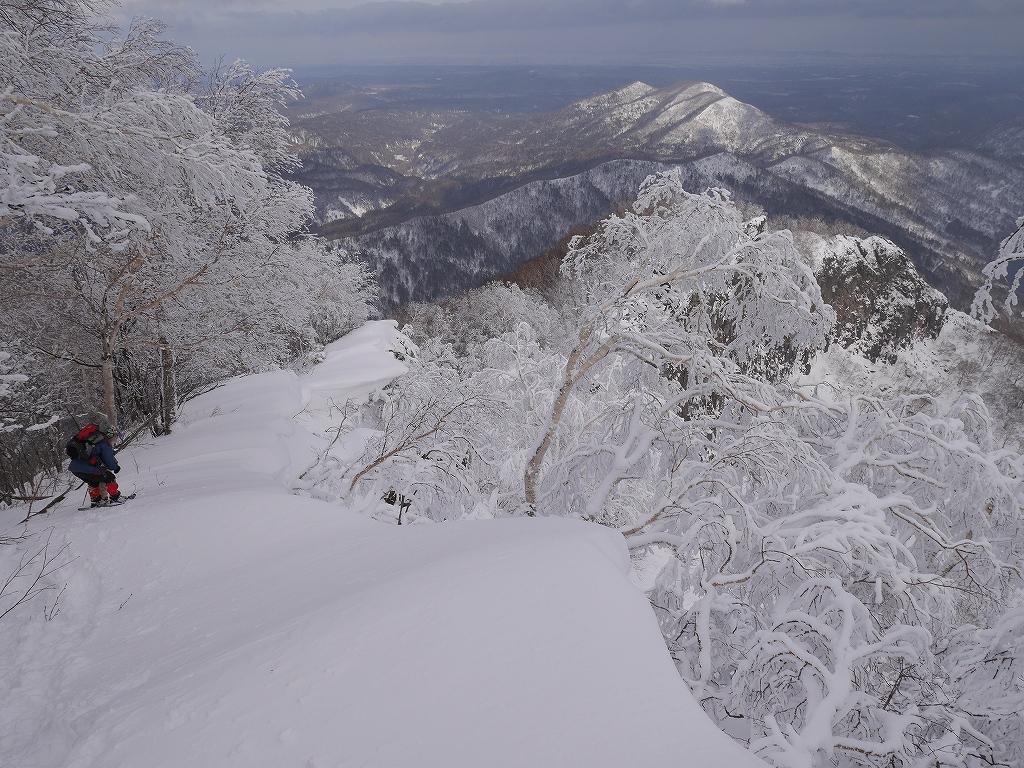 恵庭岳、12月28日_f0138096_1334788.jpg