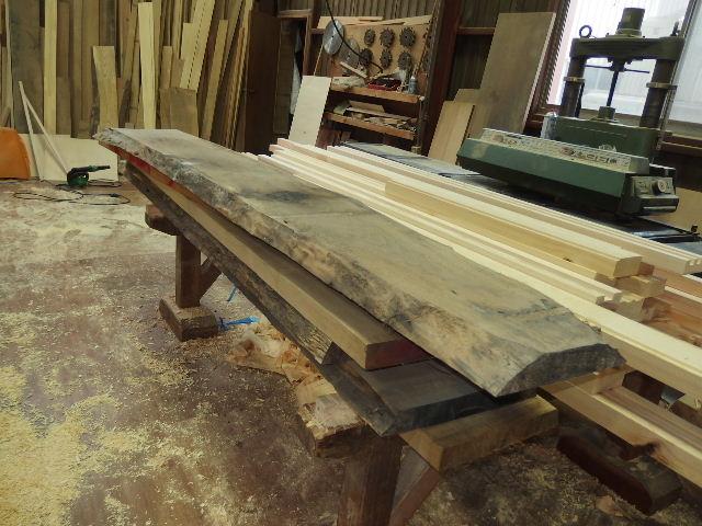 ヌッフデュパプ 六本木店 テーブル納品。_f0105112_6544882.jpg