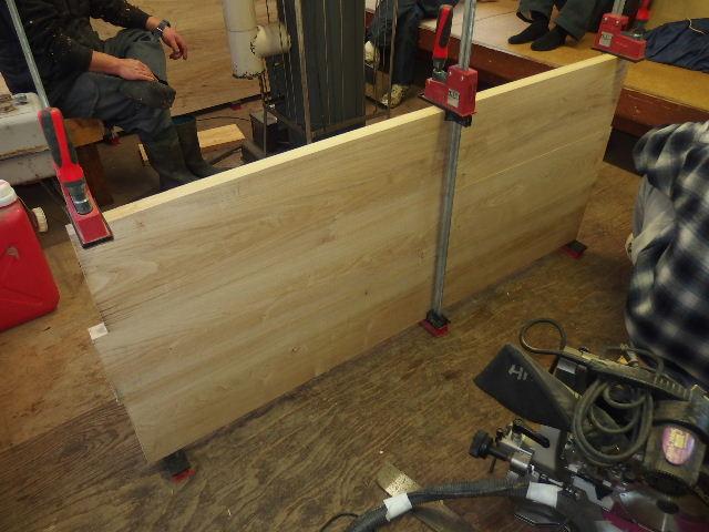 ヌッフデュパプ 六本木店 テーブル納品。_f0105112_6565515.jpg