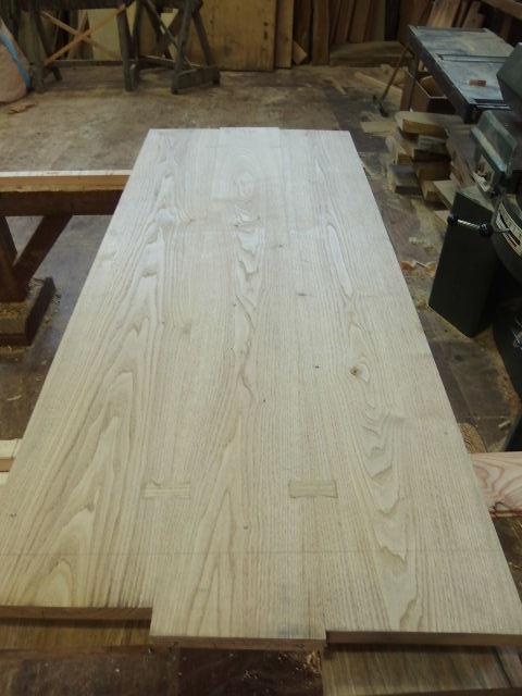 ヌッフデュパプ 六本木店 テーブル納品。_f0105112_6592474.jpg
