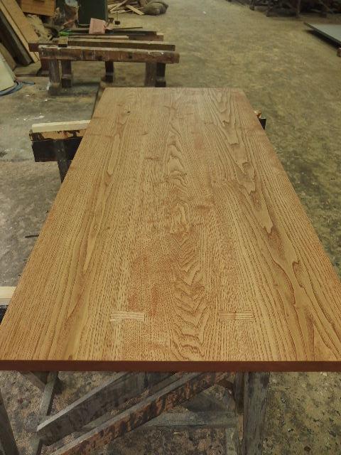 ヌッフデュパプ 六本木店 テーブル納品。_f0105112_725577.jpg