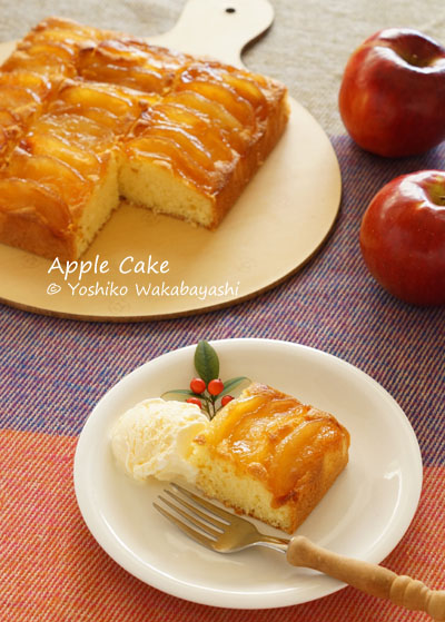 りんごのケーキ_d0107929_1754171.jpg