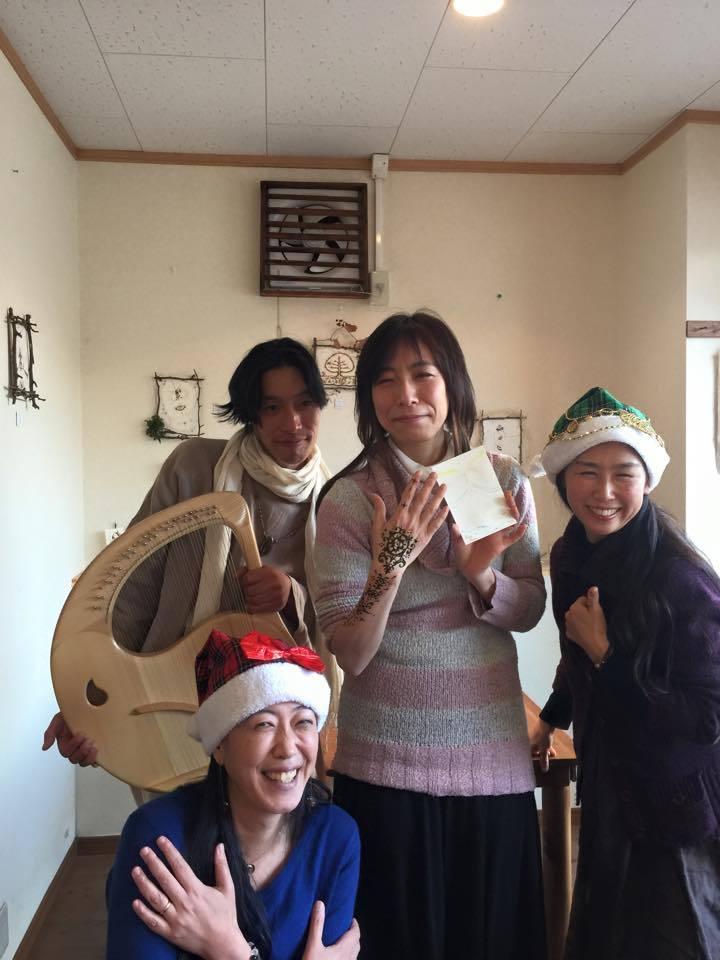 ありがとう!福間麻子&はせがわともみ【ほしのたね】のご報告♪_f0310448_15591640.jpg