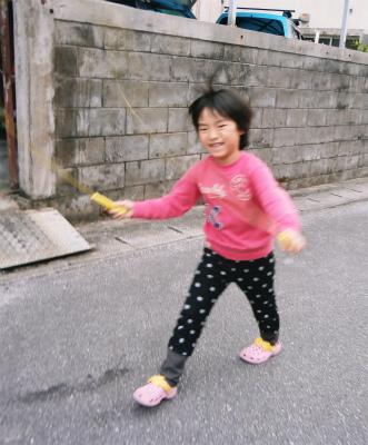 ゆみさんの冬休み_c0180460_1912260.jpg