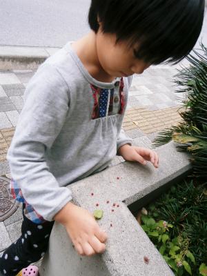 ゆみさんの冬休み_c0180460_1920762.jpg