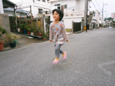 ゆみさんの冬休み_c0180460_1982172.jpg