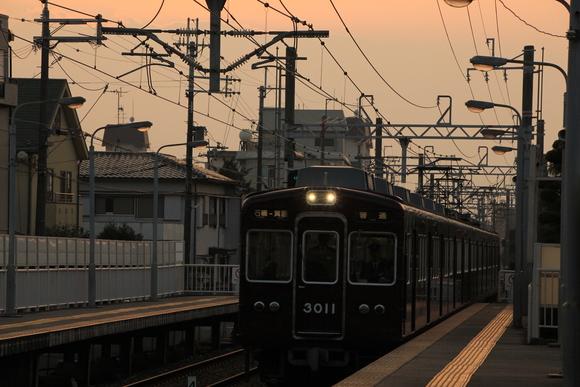 阪急箕面線 3000系 _d0202264_23331397.jpg