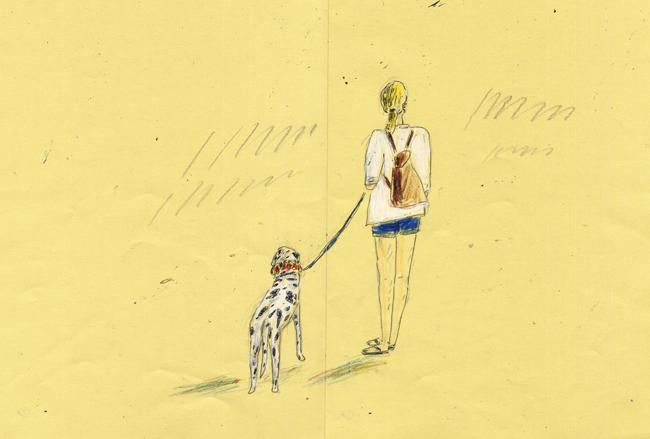Walk my dog_c0154575_152579.jpg