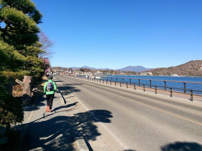 2014.12.27-29 富士山一周トレイル day1 須走浅間神社-河口湖・鳴沢_b0219778_14082952.jpg