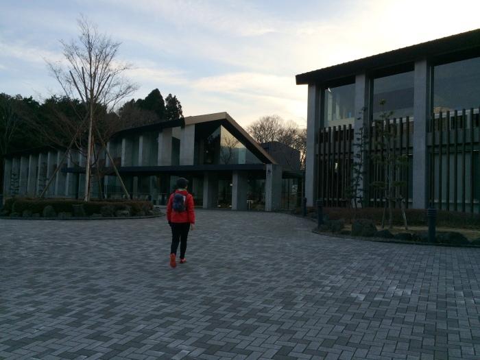 2014.12.27-29 富士山一周トレイル day2 河口湖・鳴沢-朝霧_b0219778_16293030.jpg