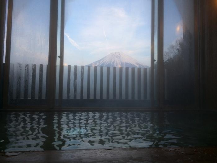 2014.12.27-29 富士山一周トレイル day2 河口湖・鳴沢-朝霧_b0219778_16294762.jpg