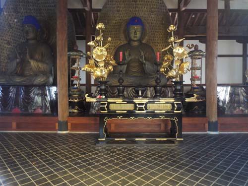 宮本三郎記念館と九品仏まで見たこと_f0211178_14225850.jpg