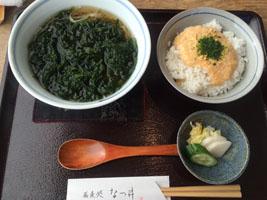 『蕎麦処 なつ井』さん_b0142989_21143057.jpg