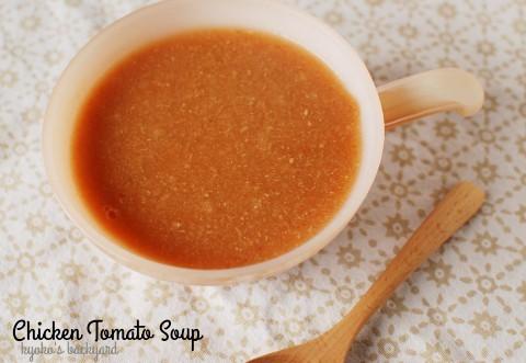 リメイク料理のパスタサラダとスープ_b0253205_05272082.jpg