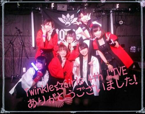 Twinkle☆Girls 4th LIVE!!_a0139911_12204284.jpg