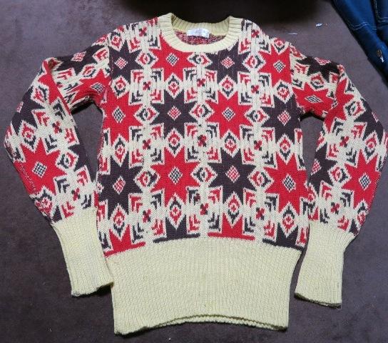 1月2日(初売り)入荷情報 #1 50'S~セーター3点!_c0144020_147160.jpg