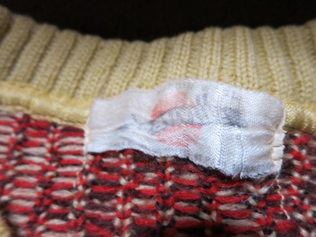1月2日(初売り)入荷情報 #1 50'S~セーター3点!_c0144020_149121.jpg