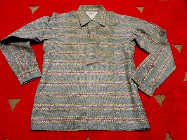 1月2日(初売り)入荷情報 #12 デッドストック 50'S プリントネルシャツ!_c0144020_15132594.jpg