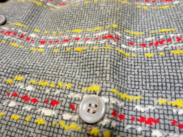 1月2日(初売り)入荷情報 #12 デッドストック 50'S プリントネルシャツ!_c0144020_15133043.jpg