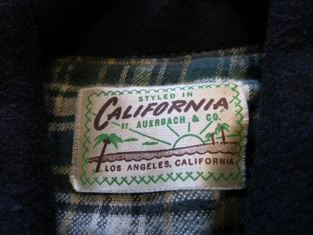 1月2日(初売り)入荷情報 #18 40'S カリフォルニア レザー&ウールJKT スポーツJKT!_c0144020_15405432.jpg