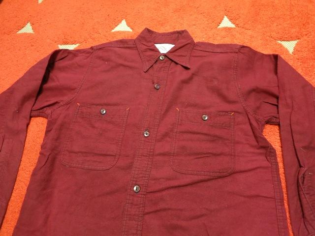 1月2日(初売り)入荷情報 #13 40'S BIG Y LINEネルシャツ!_c0144020_1584289.jpg
