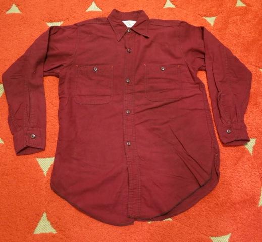 1月2日(初売り)入荷情報 #13 40'S BIG Y LINEネルシャツ!_c0144020_1584583.jpg