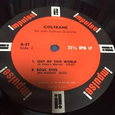 COLTRANEの、impulse!のレコードについて_d0102724_22165774.jpg