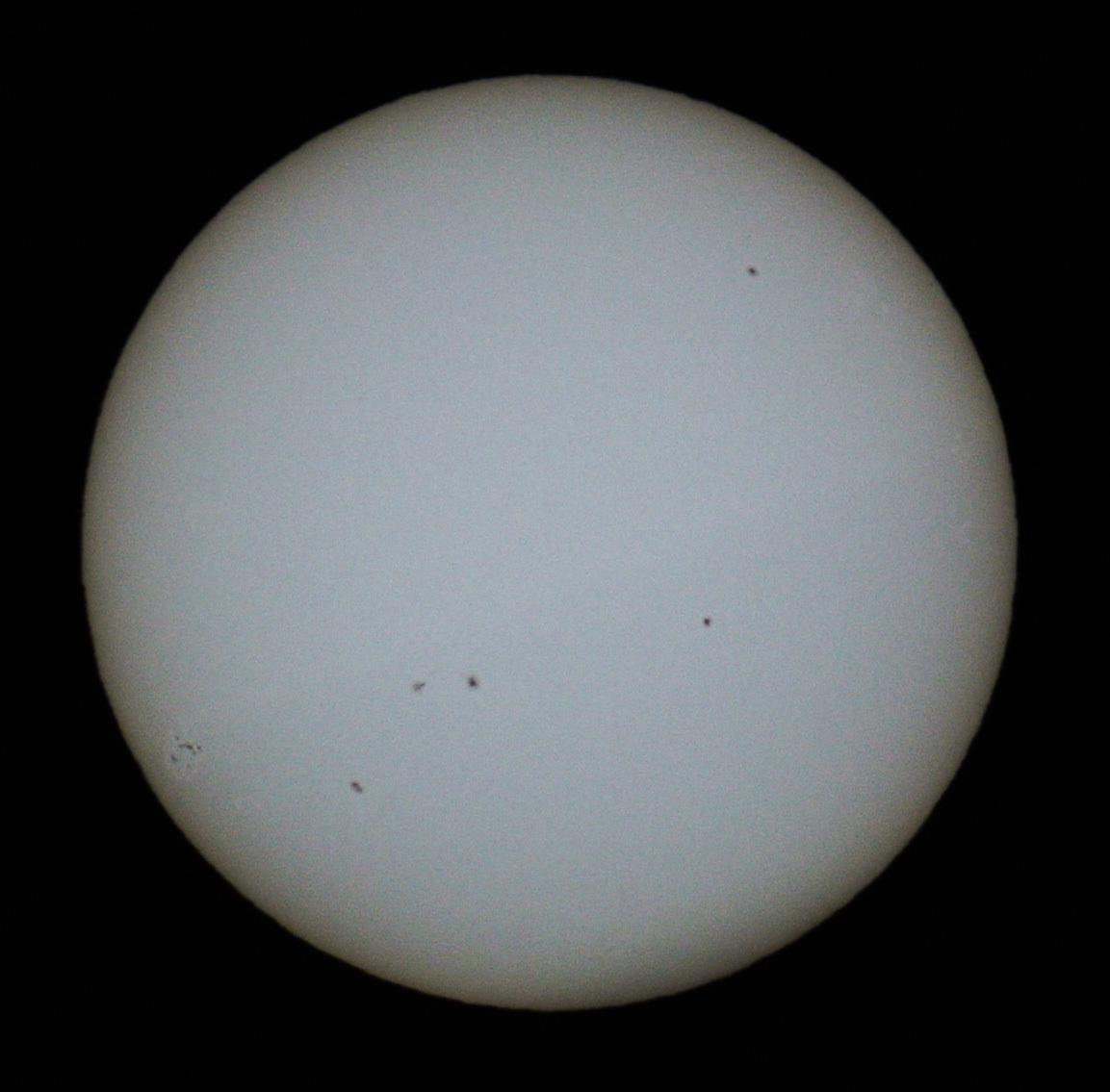 2014年最後の太陽黒点_e0089232_09513843.jpg
